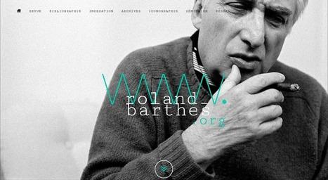 NAISSANCE du site ROLAND-BARTHES.org | Le BONHEUR comme indice d'épanouissement social et économique. | Scoop.it