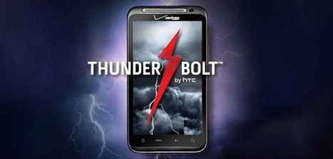 HTC Thunderbolt Fully Flashed to Page Plus | Cell phone Flashing software | Scoop.it
