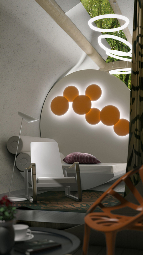 Drop Eco-Hotel by IN-TENTA » Yanko Design | all about hotel design | Scoop.it