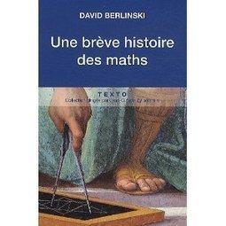 Une brève histoire des maths | Livraison mathématique | Mathoscoopie | Scoop.it