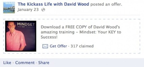 How to Use Facebook Offers to Grow Your Email List | G-Tips: Social Media & Marketing | Scoop.it