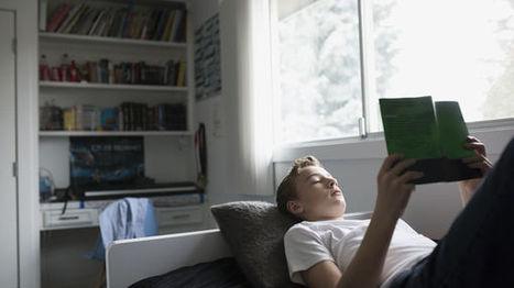 Oui, les jeunes Français lisent encore ! | Clic France | Scoop.it