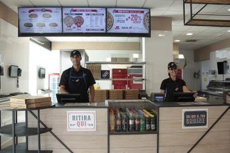Domino's Pizza apre a Milano il suo primo punto vendita in Italia | Your TopNews  - Fresh News Stream | Scoop.it
