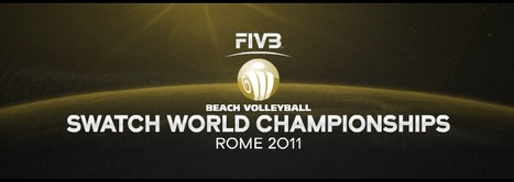 Beach Volley News: SWATCH FIVB Beach Volleyball World Tour 2011 ... | Volleyball | Scoop.it
