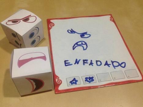 Dados de las emociones | FOTOTECA INFANTIL | Scoop.it