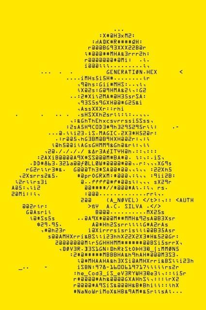 30 Covers, 30 Days 2012: Day 30 | ASCII Art | Scoop.it