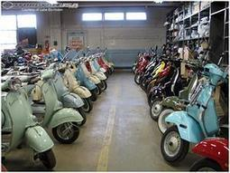 Genuine Scooters and Scooterwork
