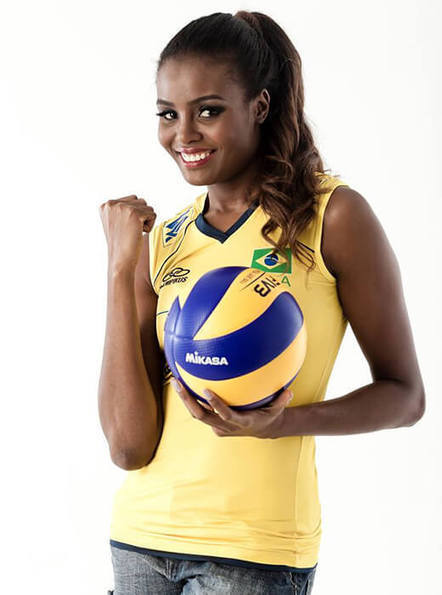 Brazilian Women's volleyball team for Rio Olympics 2016 | World Important days and Events | Scoop.it