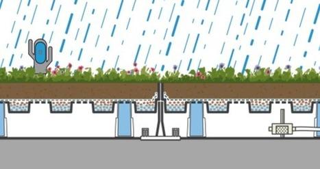 La maison se dote d'un toit intelligent et écologique #IoT #IdO | Connected Things | Scoop.it