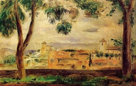 Cagnes - Pintura al óleo | Landscapes oil paintings | Scoop.it
