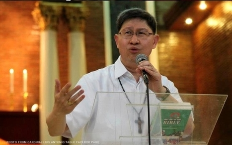 Cardinal Tagle is 1st Asian to head Caritas Internationalis | Simple Life | Scoop.it