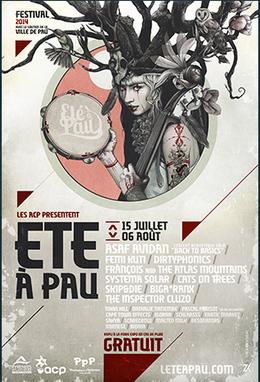 L'Été à Pau 2014 concerts gratuits   vue sur les Pyrenees   Scoop.it