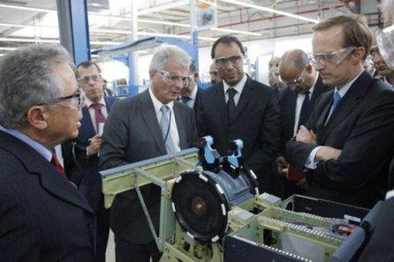 Avec Ratier-Figeac, UTC Aerospace Systems ouvre sa première unité au Maroc - Air&Cosmos   Revue diverse et variée...   Scoop.it