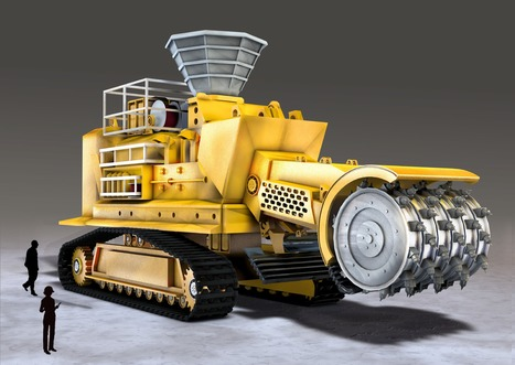 Watch the Advent of Deep Sea Mining Unfold With this Big Data Tool | deepsea mining | Scoop.it