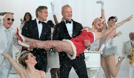 Miley Cyrus Joins Bill Murray In A Very Funny Christmas Special | Living style | Scoop.it