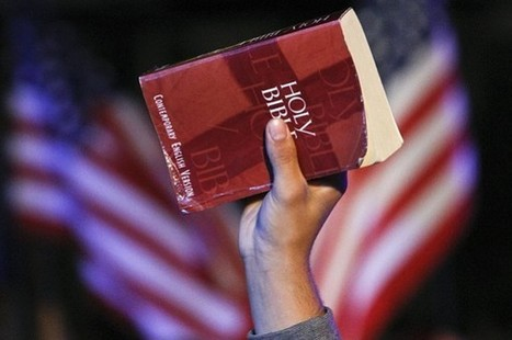 Atheists Petition Obama to Nix 'God' & the Bible From Presidential Oath | News You Can Use - NO PINKSLIME | Scoop.it