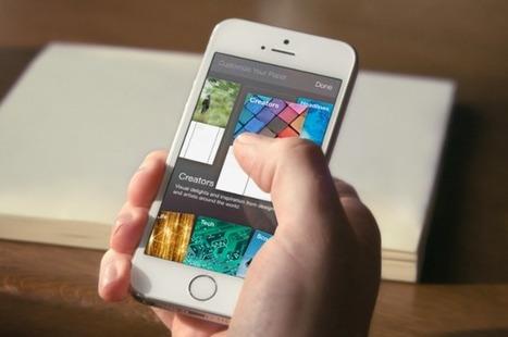 Lancement de Facebook Paper, l'app concurrente de Flipboard, le 3 février aux USA | Vincent Castelo | Scoop.it