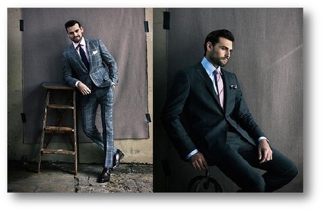 The Complete Guide To Mens Clothes | Mens Wear - Tips & Guide | Scoop.it