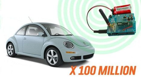 Almost Every Volkswagen Built Since 1995 Is Vulnerable To Wireless Unlocking Hacks | Nerd Vittles Daily Dump | Scoop.it