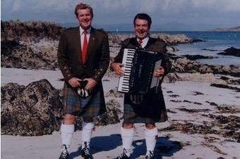 Jack Alexander, half of the Alexander Brothers, dies at 77 | Culture Scotland | Scoop.it