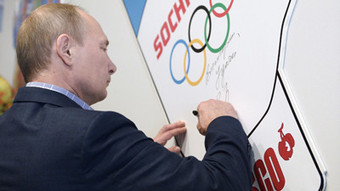 Preparing for the Sochi Winter Olympics | THW boycott the Sochi Winter Olympics - Proposition | Scoop.it