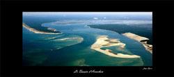 Vues aériennes de Bordeaux et des régions Aquitaine et Poitou-Charente - Bassin d'Arcachon | Le Bassin d'Arcachon | Scoop.it