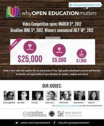 Why Open Education Matters | The 21st Century | Scoop.it