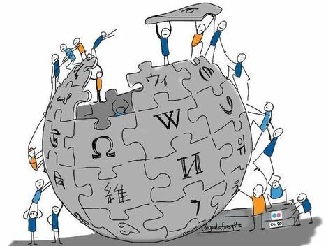 7 reasons librarians should edit Wikipedia | In the Library and out in the world | Scoop.it