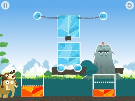Игра про дроби, которая стала хитом App Store   школьное образование   Scoop.it