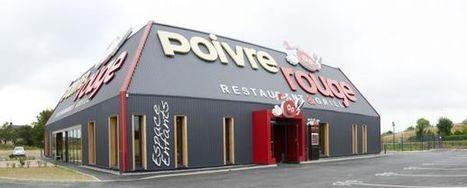 Poivre Rouge lance son nouveau concept architectural - Zepros | Poivre Rouge BVS | Scoop.it