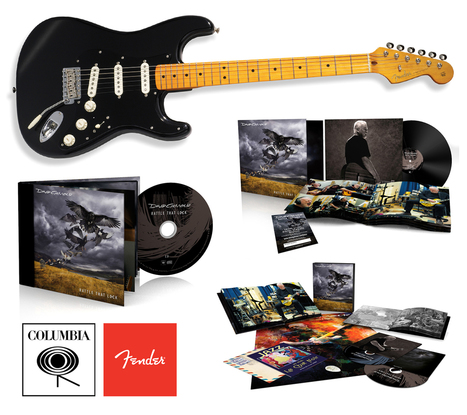 Enter to Win an Autographed Fender® David Gilmour Signature Stratocaster® Guitar | Stratocaster | Scoop.it
