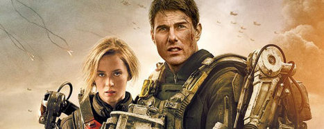 Edge of Tomorrow: promo originale pour Tom Cruise et Emily Blunt | Edge of Tomorrow - Premiere Stunt | Scoop.it