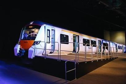 New train design has Siemens reaching for the stars   News   The Engineer   Social   Scoop.it
