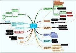 Why should SME leaders map out their ideas, information and projects? | Mindmapping & other goodness Blog | Visual Thinking | Scoop.it