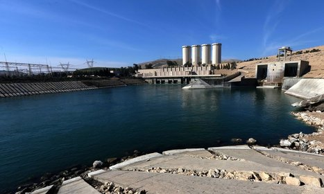 Mosul dam engineers warn it could fail at any time, killing 1m people | Creating designs 'fit' for people! | Scoop.it