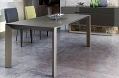 Contemporary Dining Tables and Chairs, Contemporary Dining Room Furniture - Ebony Gautier   Let's Look for a White Dining Table   Scoop.it