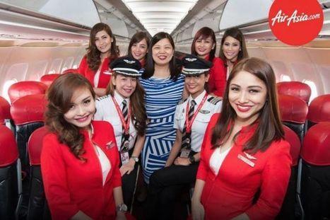 Transgender flight attendants soon on Philippines AirAsia | My Umbrella Cockatoo, TIKI | Scoop.it