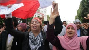 Tunisian Women Fear Rights Curbs   Gender issues   Scoop.it