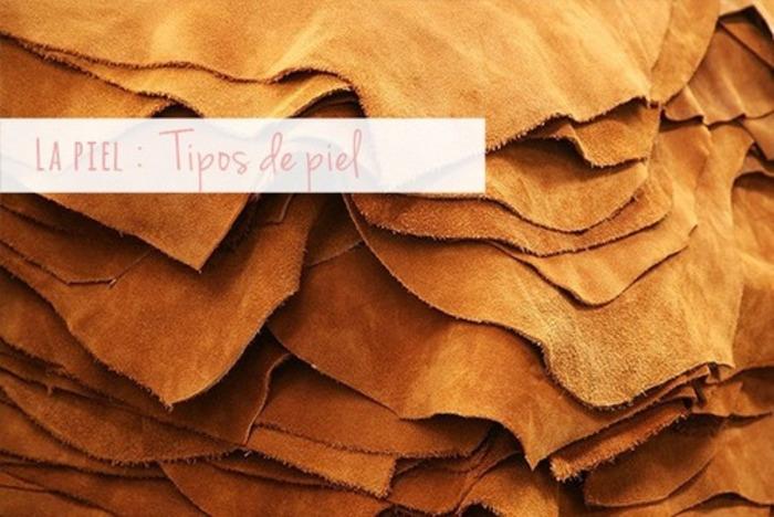 (ES) (EN) - Guía de los tipos de cuero / Guide of leather types | mil dedales | Glossarissimo! | Scoop.it