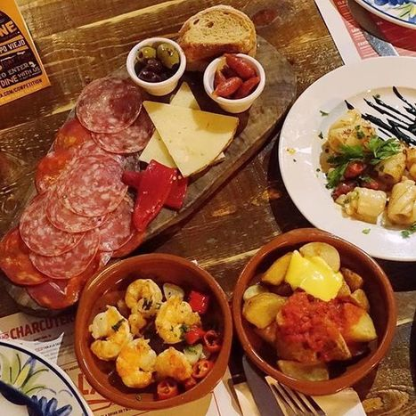 Lunch | La Tasca | Scoop.it