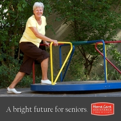 First Senior Playground Opened in Texas | Home Care Assistance of Denton County | Scoop.it