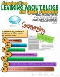 Learning About Blogs FOR Your Students- Part III: Commenting|Langwitches Blog | Educación a Distancia y TIC | Scoop.it