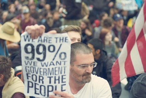 #Occupy Wall Street Tweets its way onto the Front Page by Alex Stonehill | Digital Activism | Scoop.it