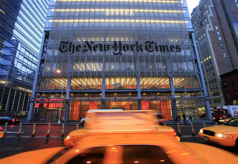 New York Times Eyes Ambitious Overhaul In Quest For 'Journalistic Dominance' | New Journalism | Scoop.it