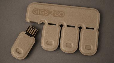 Du papier recyclé sur ma clé USB | Geeks | Scoop.it