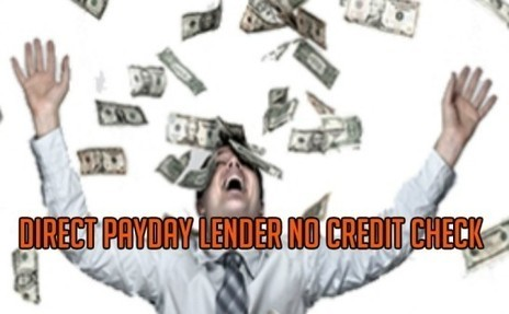 No Credit Check Direct Payday Lenders Sonic | toidend | Scoop.it