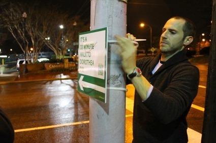 Développer les panneaux de signalisation à faire soi-même - CityLab | Connected objects and Geek stuff | Scoop.it