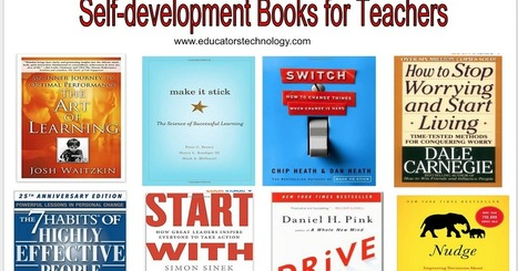 8 Wonderful Self-development Books for Teachers ~ Educational Technology and Mobile Learning | Into the Driver's Seat | Scoop.it