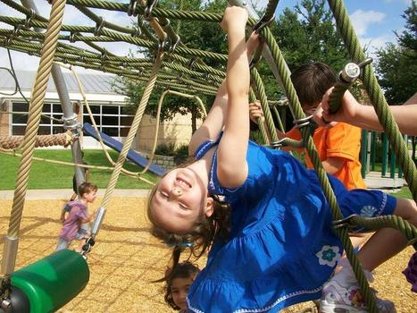 Unlocking school playgrounds and gyms encourages physical activity | Elementary learning games | Scoop.it