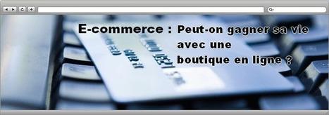 E-commerce : les ventes progressent - Création de site web Montpellier - ipt34 | Création de site internet Montpellier | Scoop.it
